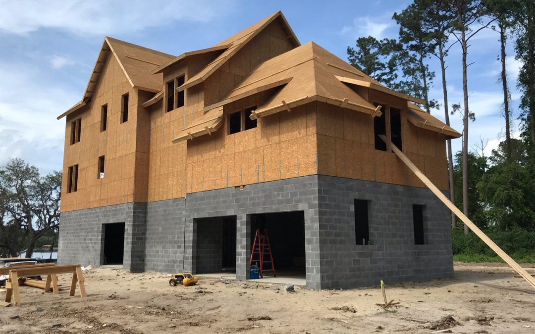 CopeGrand Homes Custom Home Build Ethel Post Office Road